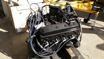 Volvo Penta 5.7L бензиновый
