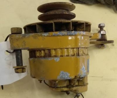 Генератор 12V шкив под два ремня