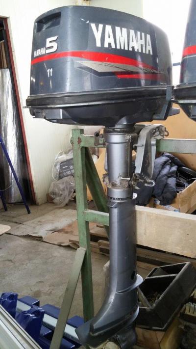 Yamaha 5 2х тактный нога L