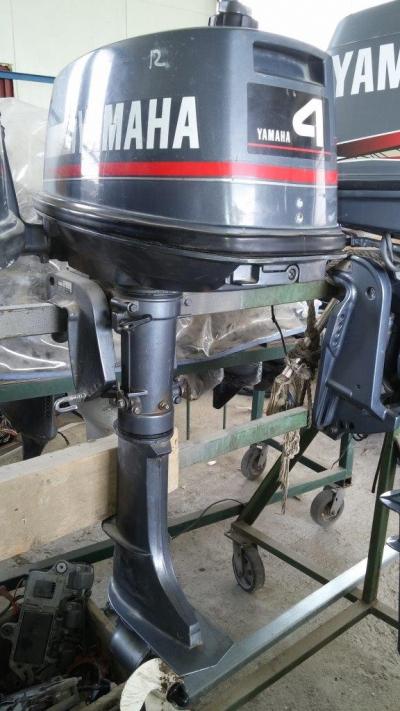Yamaha 4AE 2х тактный нога S
