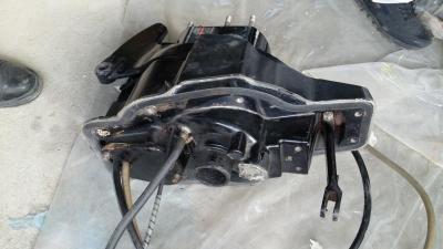 Транцевый узел Mercruiser Alpha One без гидроциллиндров