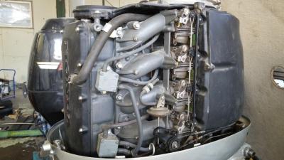 Honda BF90 4x-тактный
