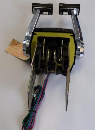 Дистанционное управление Teleflex двухрычажное