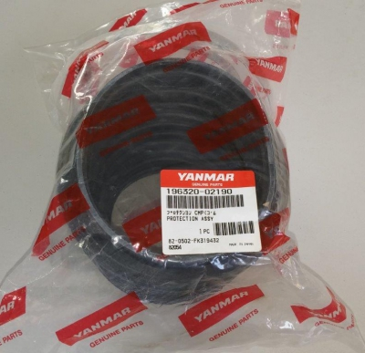 Гофра карданная Yanmar