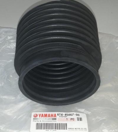 Гофра карданная на транцы 6T4 бензиновых Yamaha оригинал