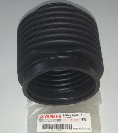 Гофра карданная на транцы 6U0 дизельных Yamaha оригинал