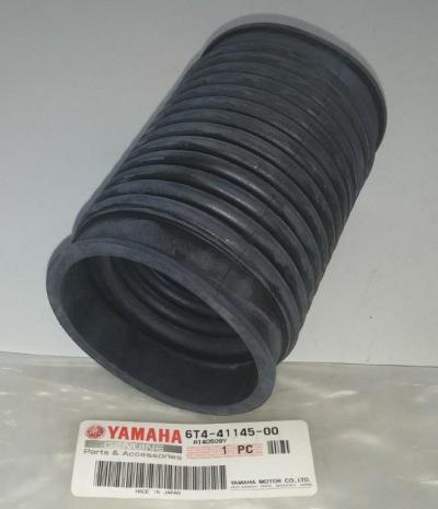 Гофра выхлопная на транцы Yamaha оригинал