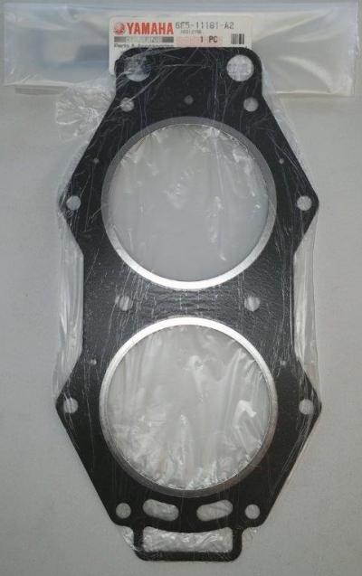 Прокладка головки цилиндров Yamaha 115 оригинал