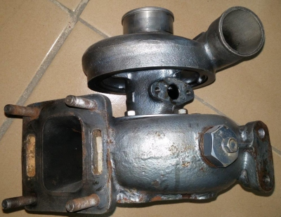 Турбокомпрессор SX420