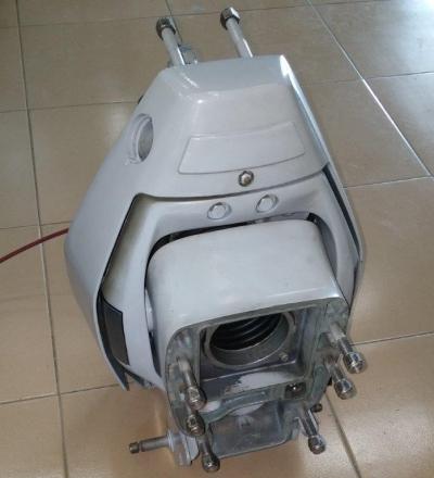 Транцевый узел Yamaha 6U0
