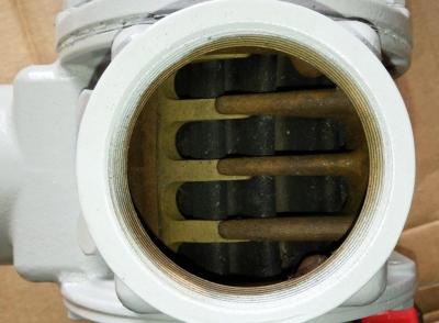 Помпа забортной воды с гидравлическим приводом