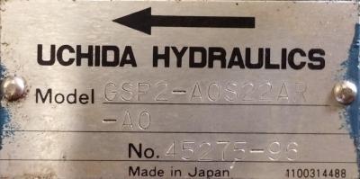 Насос гидравлический Uchida GSP2
