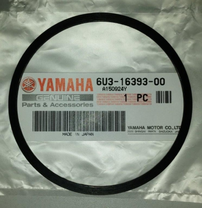 Квадратное резиновое кольцо поршня пакета дисков DE-DHT, DE-DHD большое