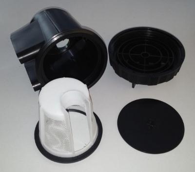 Фильтр забортной воды AD41 AD31 в сборе