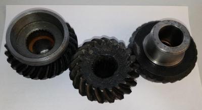 Шестерни верхнего редуктора SX-M DP-SM комплект оригинал