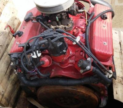 Mecruiser 4.3L V6 бензиновый