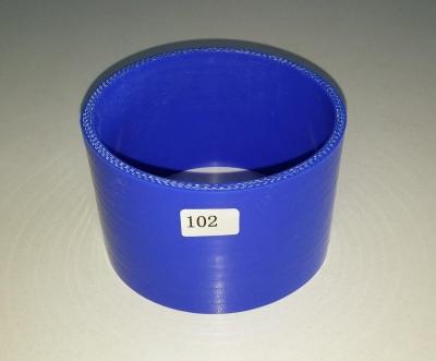 Патрубок силиконовый на гусак диаметр 102мм