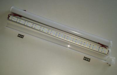 Интерьерная подсветка 50см тёплый 8520 72 светодиода 12в
