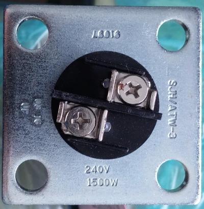 Нагревательный элемент (ТЭН) для электоводонагревателя катерного 220-240 В 1500 Вт