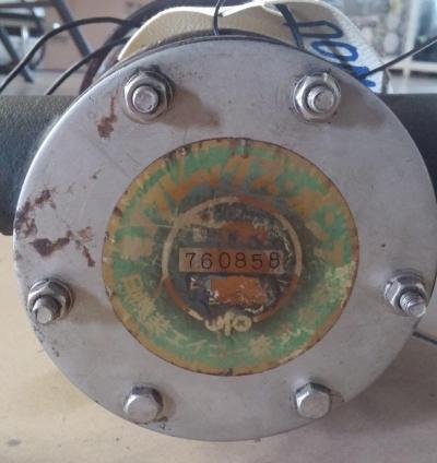 Помпа с электромуфтой 24в