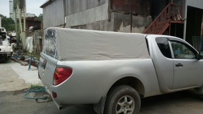 Mitsubishi L200 тент на кузов