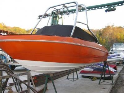 Bayliner Capri - Оранжевое настроение