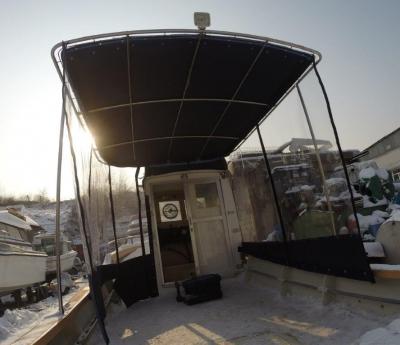 Шхуна навес-палатка