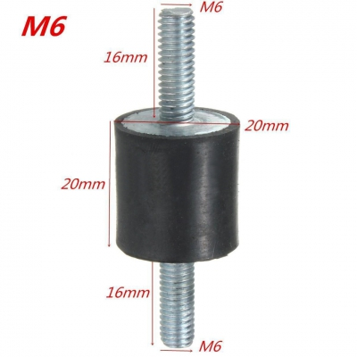Антивибрационные демпфирующие стойки (аммортизаторы) M5 M6 M8 MM