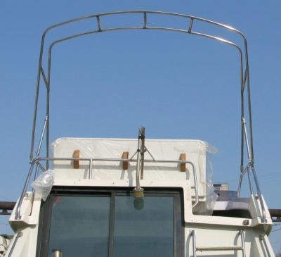 Yamaha SR25 радарная арка