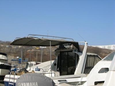 Yamaha FR27 навес