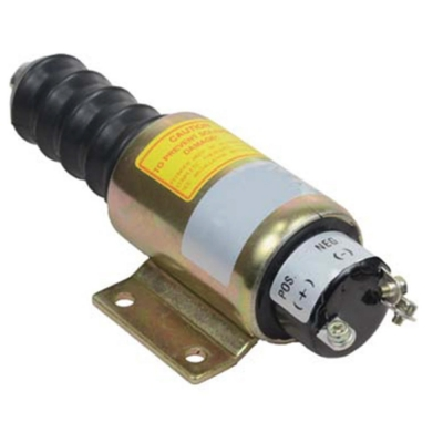 Электропривод глушилки дизельного двигателя 12V SA-3766T-12