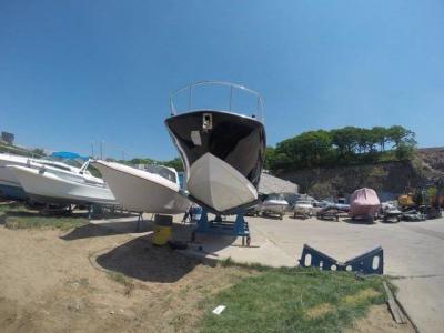 Yamaha SR310 свежая лодка под подвесник