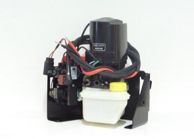 Насос гидроподъёма Mercruiser с бачком на раме с реле