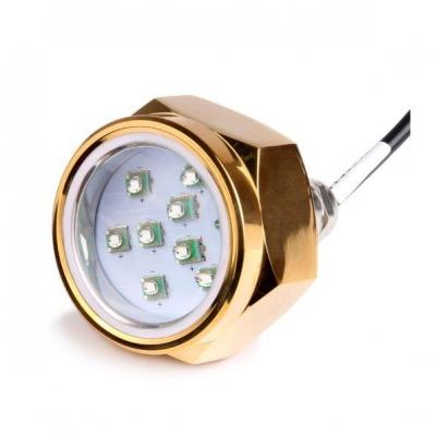 Подводный светильник 1800lm 27W 12-24V