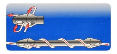 Амортизатор швартовый под канат 12 мм