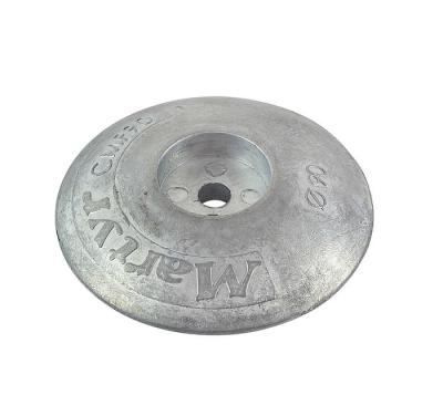 Анод цинковый Martyr, для транцевых плит, 90мм.