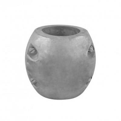 """Анод цинковый Polipodio, для валолинии, O63,5мм.(2,5"""")"""