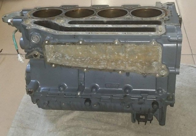 Блок цилиндров Suzuki DF100 - DF140
