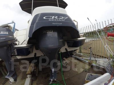 Yamaha CR27 семейный круйзер, новый мотор!!!