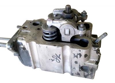 Головка блока цилиндра Mercruiser, дизель 4,2 в сборе