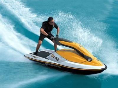 Bombardier Seadoo 3D гибридный гидроцикл