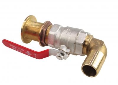 """Кингстон с шаровым клапаном 1 1/2"""" (38 мм)"""