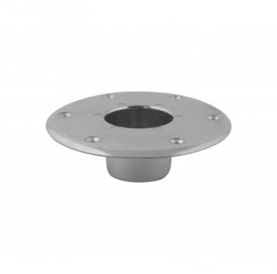 Основание стойки столешницы, диаметр отверстия 55 мм