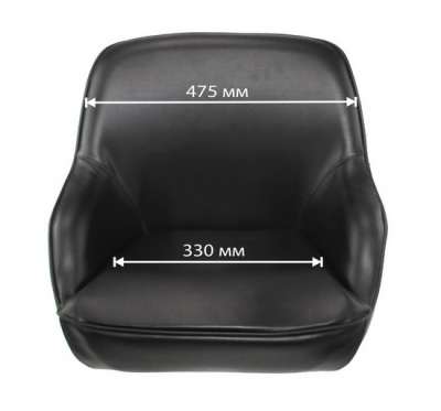 Кресло ADMIRAL мягкое