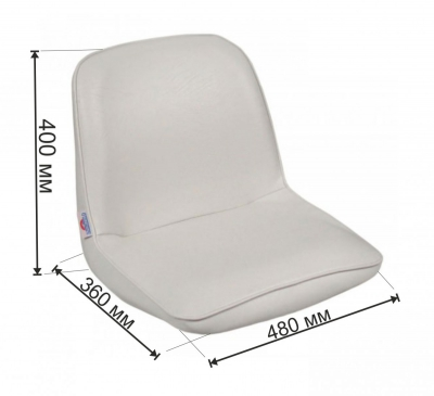 Кресло FIRST MATE мягкое