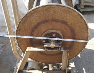 Гидравлическая лебёдка-катушка для шхун
