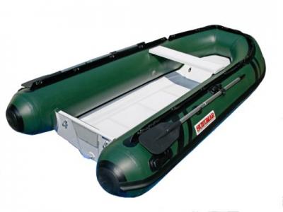 Лодка надувная ПВХ Suzumar DS350RIB FD