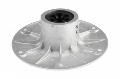 Основание D229 мм/d73 мм, врезное для стоек Plug-in