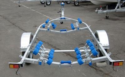 Прицеп для перевозки катера (6100х2200мм)