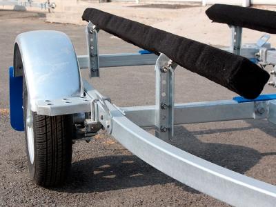 Прицеп для перевозки водной техники (4000х1730мм)